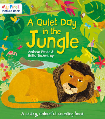 A Quiet Day in the Jungle (Paperback)