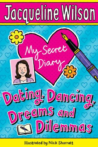 Jacky Daydream By Jacqueline Wilson Nick Sharratt border=