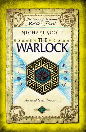 The Warlock: Book 5 - The Secrets of the Immortal Nicholas Flamel (Paperback)