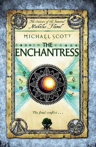The Enchantress: Book 6 - The Secrets of the Immortal Nicholas Flamel (Paperback)