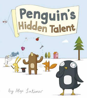 Penguin's Hidden Talent (Paperback)