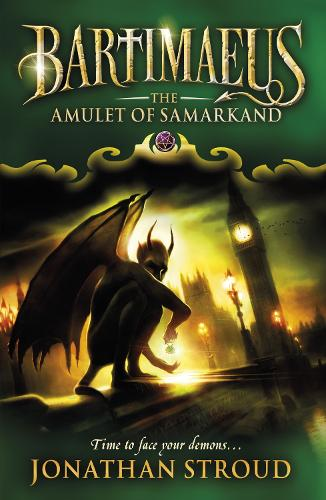 The Amulet Of Samarkand - The Bartimaeus Sequence (Paperback)