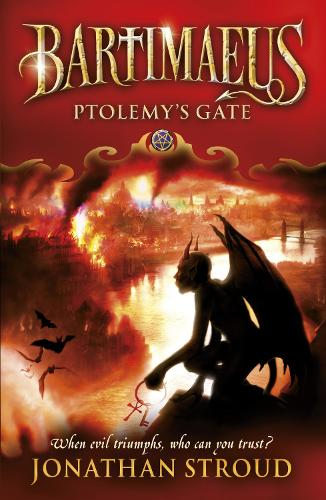 Ptolemy's Gate - The Bartimaeus Sequence (Paperback)