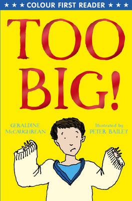 Too Big! (Paperback)