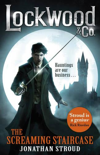 Lockwood & Co: The Screaming Staircase: Book 1 - Lockwood & Co. (Paperback)