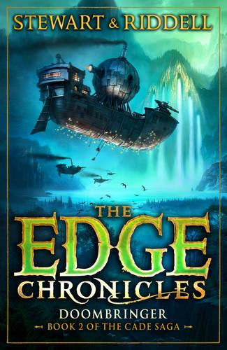 The Edge Chronicles 12: Doombringer: Second Book of Cade (Paperback)