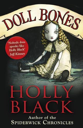 Doll Bones (Paperback)