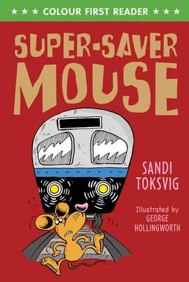Super-Saver Mouse (Paperback)