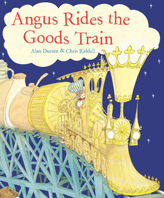 Angus Rides The Goods Train (Paperback)