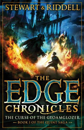 The Edge Chronicles 1: The Curse of the Gloamglozer: First Book of Quint - The Edge Chronicles (Paperback)