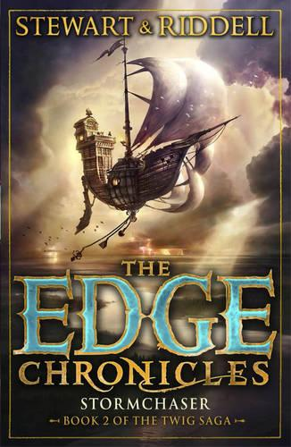 The Edge Chronicles 5: Stormchaser: Second Book of Twig - The Edge Chronicles (Paperback)
