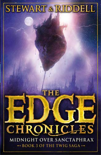 The Edge Chronicles 6: Midnight Over Sanctaphrax: Third Book of Twig (Paperback)