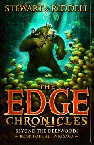 The Edge Chronicles 4: Beyond the Deepwoods: First Book of Twig - The Edge Chronicles (Paperback)