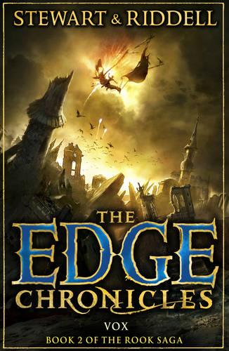 The Edge Chronicles 8: Vox: Second Book of Rook - The Edge Chronicles (Paperback)