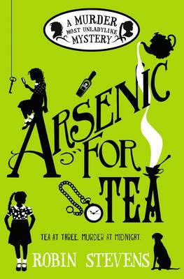 Arsenic For Tea (Paperback)