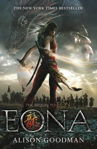 Eona: Return of the Dragoneye - Dragoneye (Paperback)