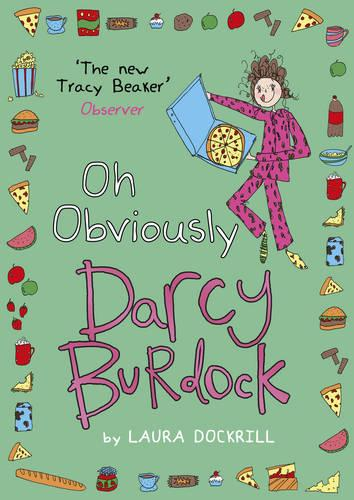 Darcy Burdock: Oh, Obviously (Paperback)