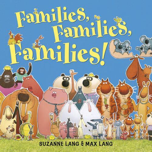 Families Families Families (Paperback)