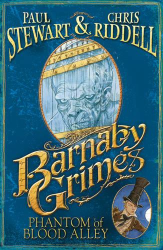 Barnaby Grimes: Phantom of Blood Alley - Barnaby Grimes (Paperback)