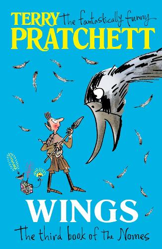Wings: The Third Book of the Nomes - The Bromeliad (Paperback)