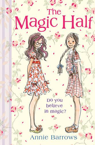 The Magic Half (Paperback)