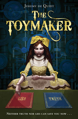 The Toymaker (Paperback)