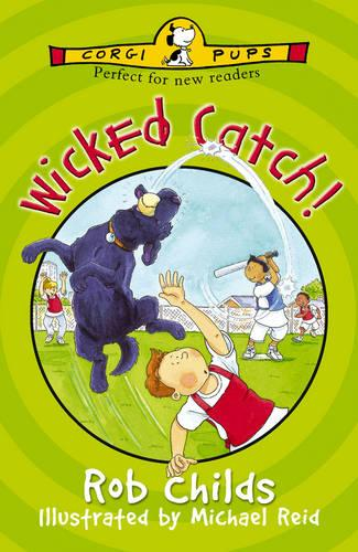 Wicked Catch! (Paperback)