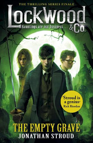 Lockwood & Co: The Empty Grave - Lockwood & Co. (Paperback)
