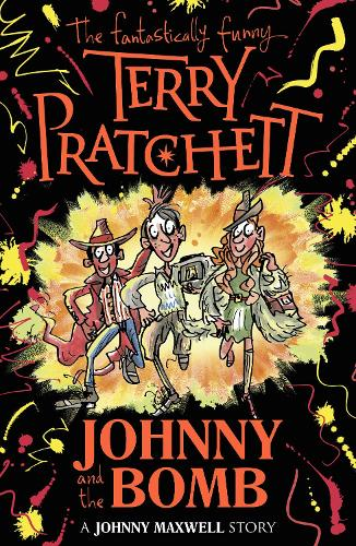 Johnny and the Bomb - Johnny Maxwell (Paperback)