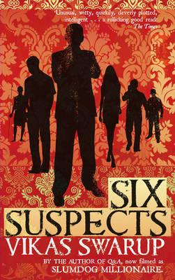 Six Suspects: Detective Fiction (Paperback)