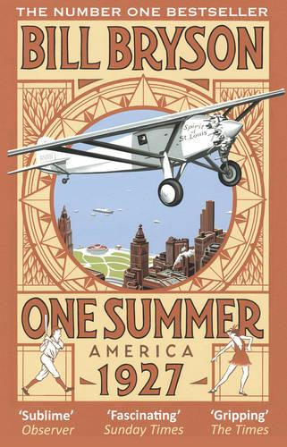One Summer: America 1927 - Bryson (Paperback)