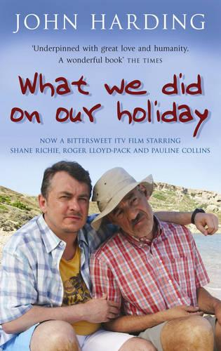 What We Did On Our Holiday (Paperback)