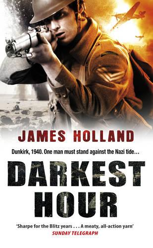 Darkest Hour: A Jack Tanner Adventure - Jack Tanner (Paperback)
