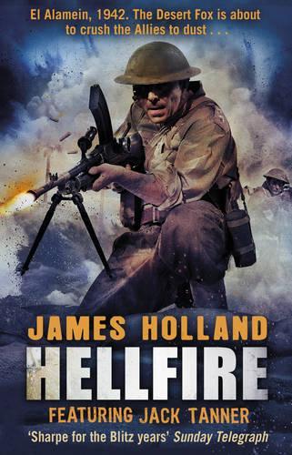 Hellfire - Jack Tanner (Paperback)