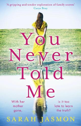 You Never Told Me (Paperback)