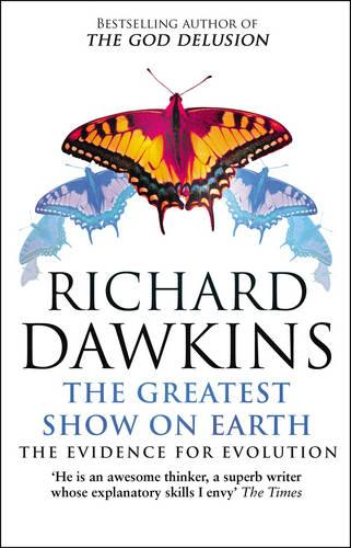 The Greatest Show on Earth: The Evidence for Evolution (Paperback)