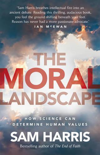 The Moral Landscape (Paperback)