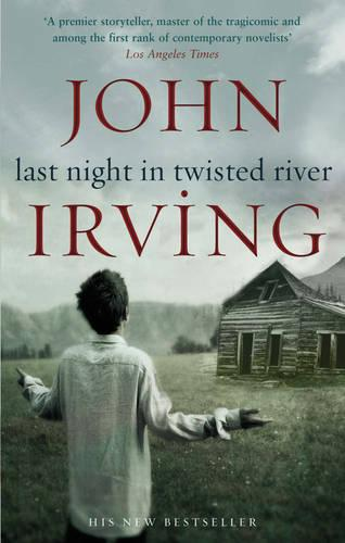 Last Night in Twisted River (Paperback)