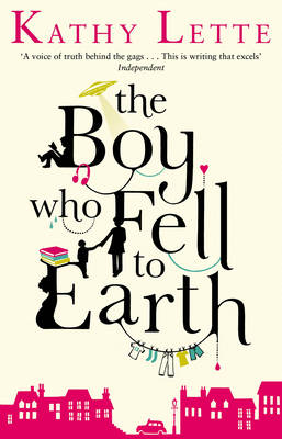 The Boy Who Fell To Earth (Paperback)