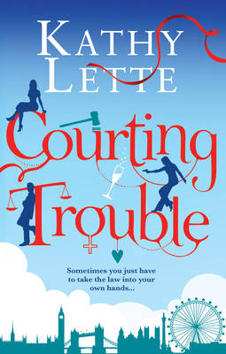 Courting Trouble (Paperback)