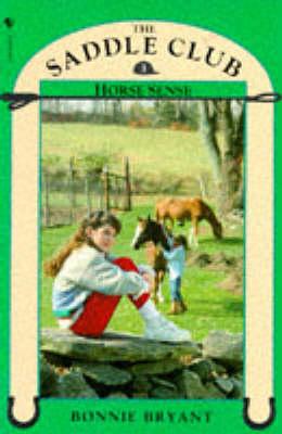 Saddle Club Book 3: Horse Sense (Paperback)