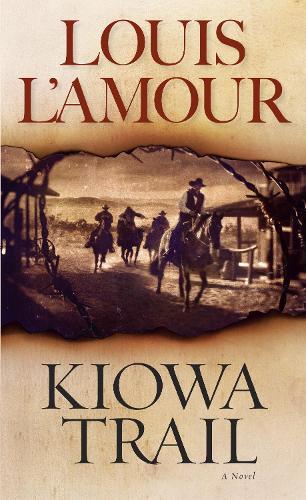 Kiowa Trail: A Novel (Paperback)