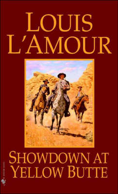 Showdown At Yellow Butte (Paperback)