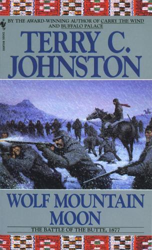 Wolf Mountain Moon (Paperback)