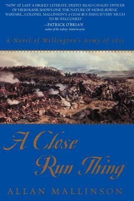 A Close Run Thing - Matthew Hervey 1 (Paperback)