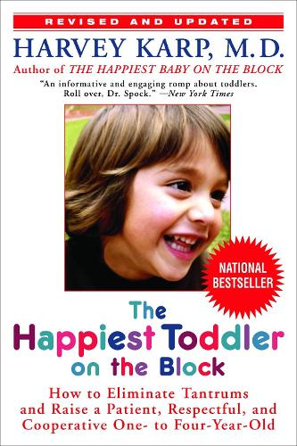 Happiest Toddler On The Block (Paperback)