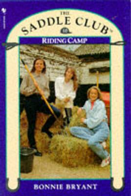 Riding Camp - Saddle Club No. 10 (Paperback)