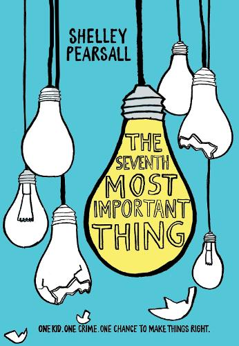 The Seventh Most Important Thing (Paperback)