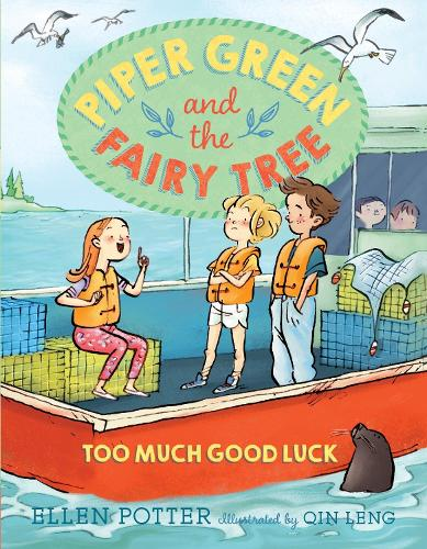 Piper Green And The Fairy Tree Too Much Good Luck (Paperback)