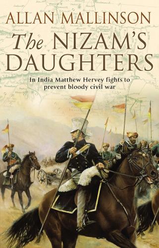 The Nizam's Daughters: (Matthew Hervey 2) - Matthew Hervey (Paperback)